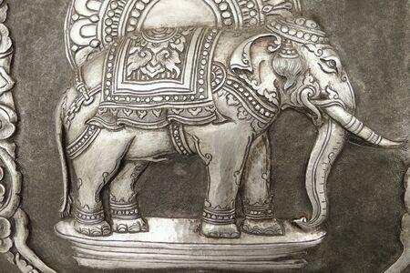 artwork: The elephant wall