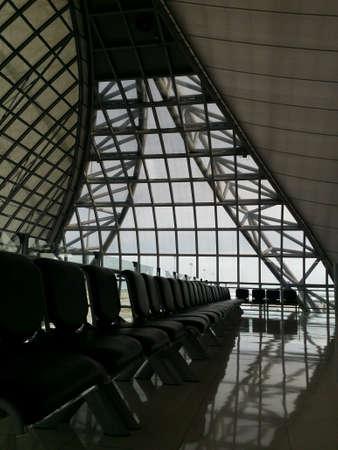 second floor: Second floor Suvarnabhumi international airport