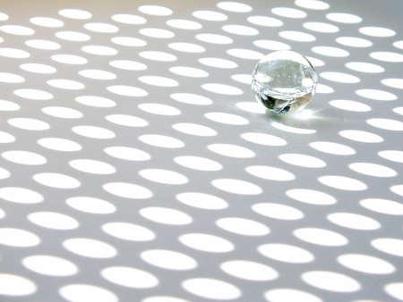 Marble On Spot Light photo