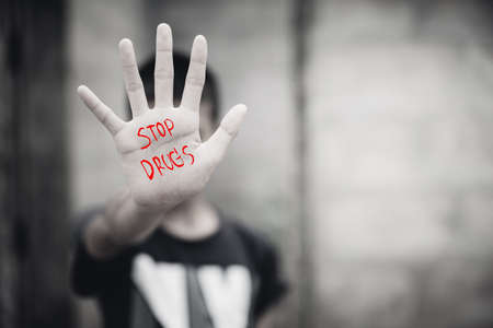 Stop using drugs, drug ideas