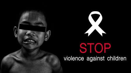 Stop violence against children, International Day for the Elimination of Violence against children.