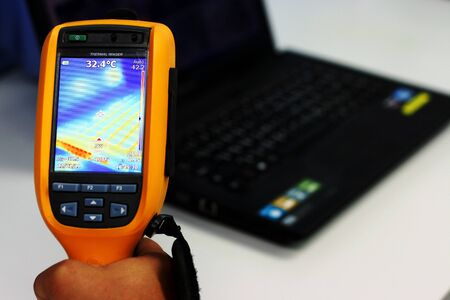 thermal imaging: Thermal imaging inspection