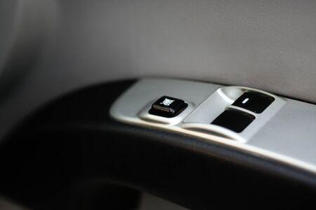 car lock: car lock unlock buttons and window buttons