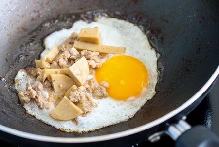 spicey: Breakfast  Fried eggs