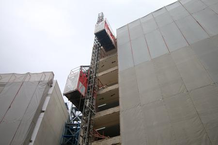 elevator constructureon builder