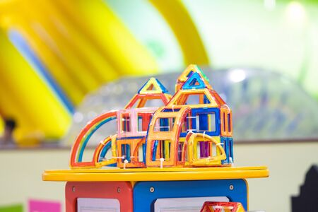 Educational toys for preschool indoor playground