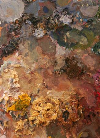 oilpaint: Oil-paint background