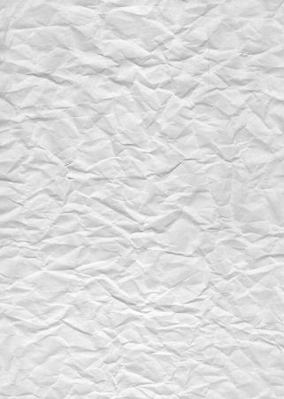 scan paper: Crushed paper texture. Scan of old paper background.