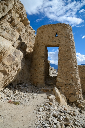 ladakh: Shey Monastery and Shey Palace complex in Leh in Ladakh, India.
