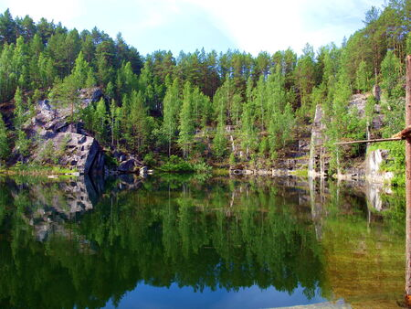 talc: Lake The Talc stone