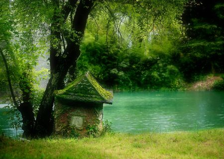 fairy story: small house