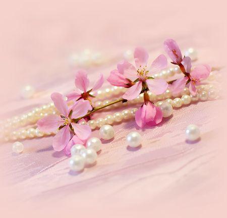 pink pearl: pink card