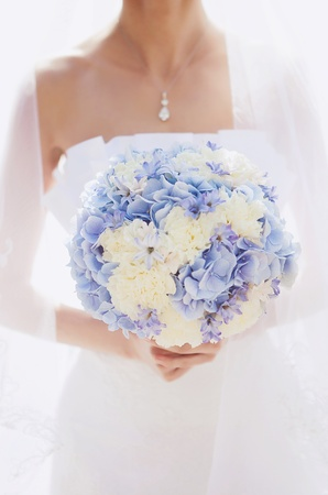 Bouquet de mariage photo