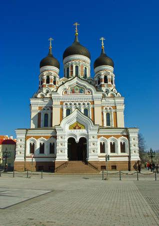 nevsky: St. Alexander Nevsky Cathedral in Tallinn