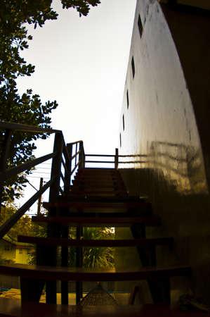 endangering: Way up the ladder
