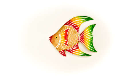 Texture fish arranged by concepts Stock Photo - 17870176