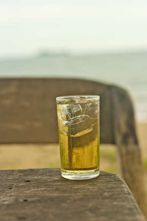 Drink at sea photo