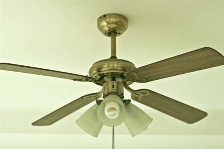 Ceiling fans in the house photo
