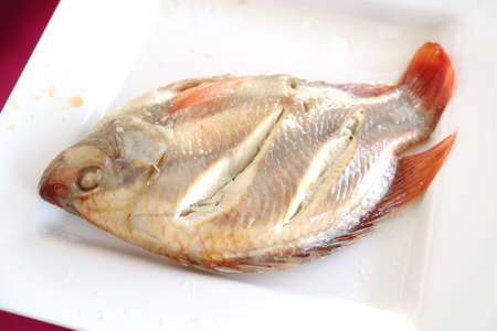 steamed Fish photo