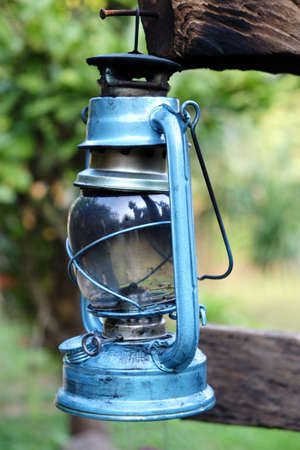 Old lamp in Thailand