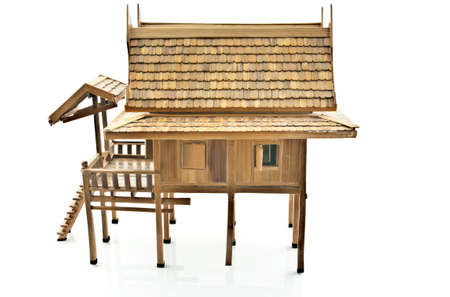 Model house of Thailand