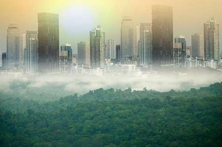 invade: city invaded wild