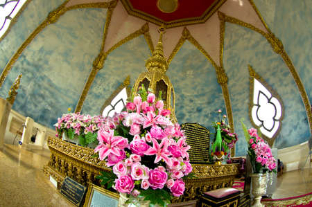 exquisite fairy: Pagoda Thai style in temple