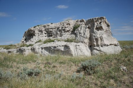 Wyoming Rock Formation Imagens
