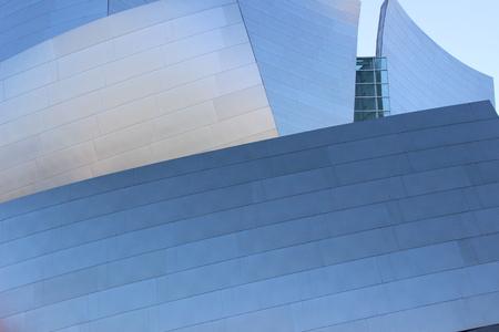 Disney Concert Hall Closeup