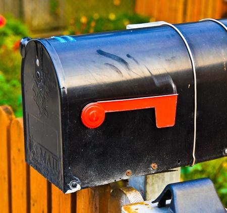 Mail Box Stock Photo - 8775212