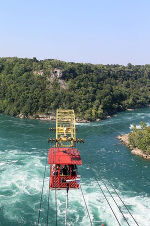 Whirlpool at Niagara falls, Whirlpool Aero Car
