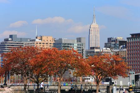 NY in Autumn