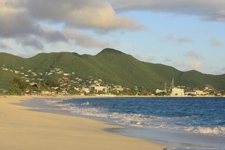 saint martin: Simpson Beach, St. Martin Island