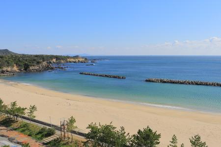 Futami beach, Mie Pref. Japan Stok Fotoğraf