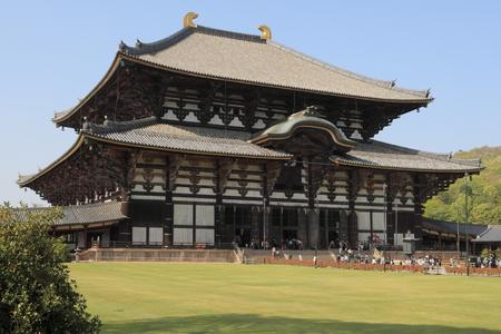 Todaiji temple, Daibutsu-Den