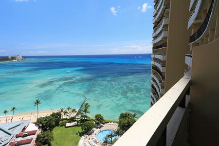 Waikiki Resort, Hawaii