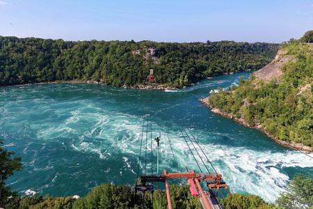 Whirlpool State Park, Niagara falls, Canada