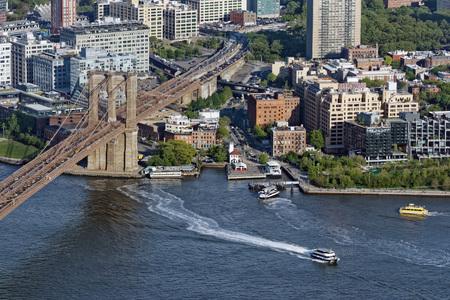 マンハッタンの航空写真, ニューヨーク市 報道画像