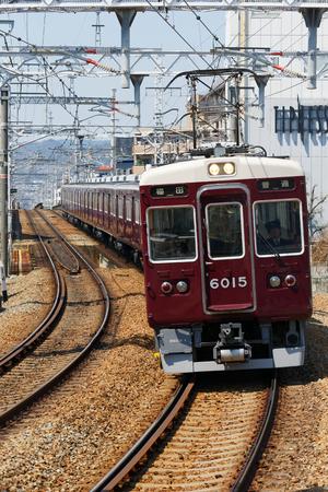 Hankyu Railways atIshibashi Station, Osaka