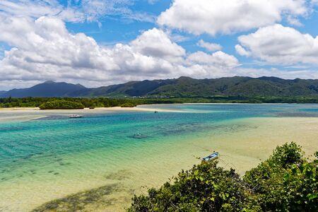 Ishigaki island Kabira bay
