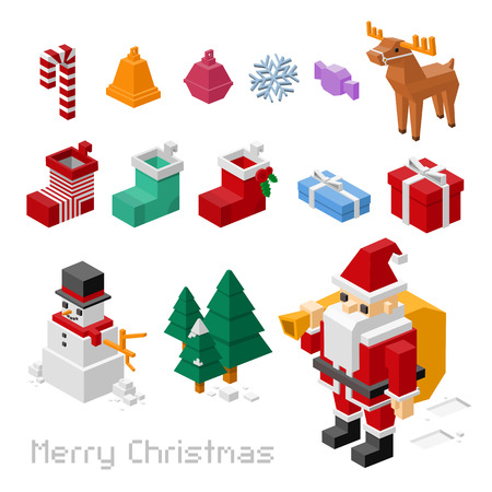 Christmas Decoration - vector Illustration Vector