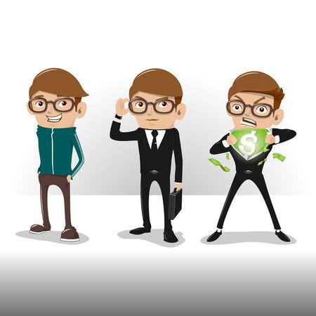 businessman    - vector Illustration