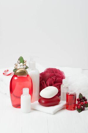 articulos de baño: Champú, jabón barra y líquido. Artículos de higiene, Kit Spa, Toallas.