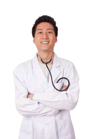 Asian Young Doctor