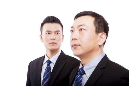 Oriental business man portrait Stock fotó