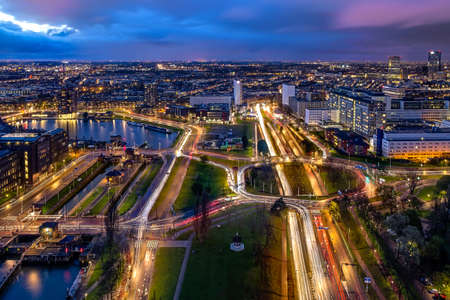 Rotterdam is a city in the Netherlands, located in South Holland.