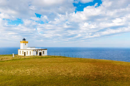 The Duncansby Head Lighthouse at John o Groats