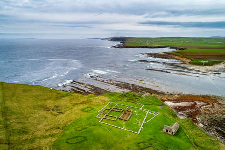Brough of Birsay Lighthouse, Orkney Islands
