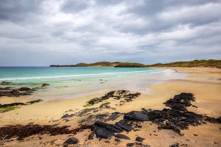 The beach of the peninsula Balnakeil