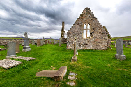 Old church and cemetery of Balnakeil